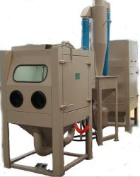Dry Suction Sand Blast Machine for Small and Medium-Sized Parts