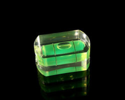 Block Acrylic Vial (EV-V904)