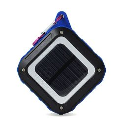 Ultraportable Wholesale Blue Tooth Speakers Handfree Solar Bluetooth Speaker