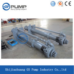 Centrifugal Heavy Duty Mineral Processing Vertical Slurry Pump