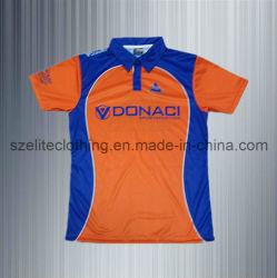 Sports Golf Shirts New Design Sublimated Polo Shirts (ELTMPJ-10)