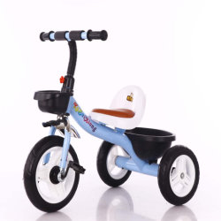 China Wholesale 3 EVA Wheels Kids Toy Tricycle Baby Stroller Bike Bt-17