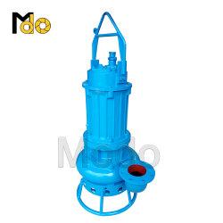 High Capacity 5.5kw Submersible Sewage Sand Mining Feed Slurry Pump