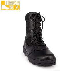 Wholesale Suede Cow Leather American Military Boots
