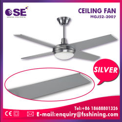 52 Inch Light Weight Wholesale Decorative LED Ceiling Fan (HgJ52-2007)