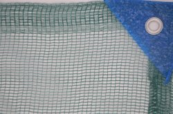 Olive Net, Four Corner with Tarpaulin and Metel E