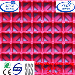 Safety Outdoor Sport Badminton Flooring