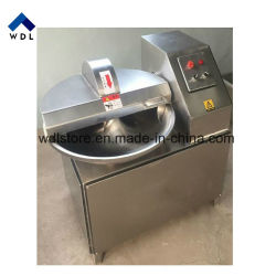 Industrial Meat Cutting and Mixing/Bowl Cutter/Bowl Chopper Mixer Machine