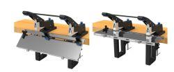 Double Heads Saddle Stitching Machine and Flat Binding Machine HS04