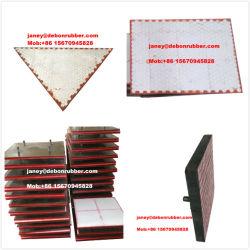 Mining Chute Ceramic Urethane Wear Liner Supplier