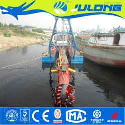 Chinese Cheap Price Mini Sand Dredger Boat / Dredge Machinery / Gold Mining Machine for Sale