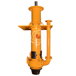 No Shaft Seal Vertical Centrifugal Sump Spindle Slurry Pump for Pit Pond Pool Discharge