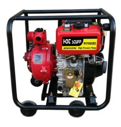 "1.5"" 2"" 3"" Air Cooled Diesel Fire Fighting Water Pump"