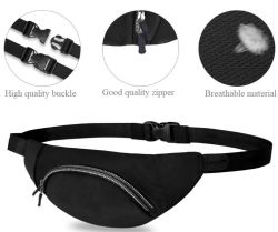 SGS Factory Premium OEM Running Belt Sport Purse Neoprene Waist Bag