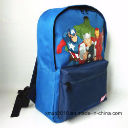 50b1d569b1 2019 Marvel Characters Sports Bag The Hulk Captain America Iron Man Backpack