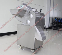 Automatic Electric Fruit / Vegetable Potato Chopper