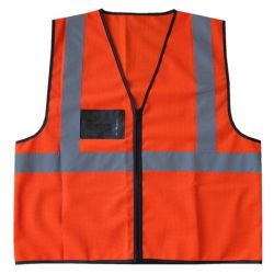 High Visibility Work Wear Reflective Safety Vest