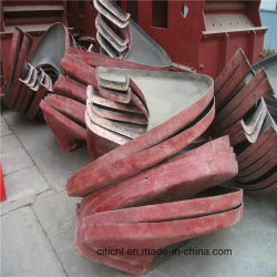Chromite and Iron Ore Selection Use Gravity Spiral Chute