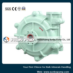 China Factory Centrifugal Slurry Pump/Mining Pump with High Head