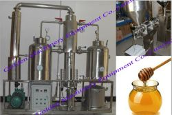 Bee Honey Filling Plant Processing Concentrate Machine