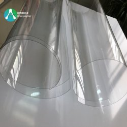 Super Clear Rigid Pet Film for Clamshell Packaging Box