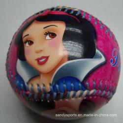 Kids Like PVC Leather Cork Core Baseball Softball