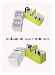 Leather Stationery and Pen Holder (SDB-1197)