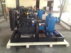 Horizontal Self-Priming Sewage Pump