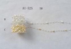 Wedding Pearl Bead Craft Layout Decoration
