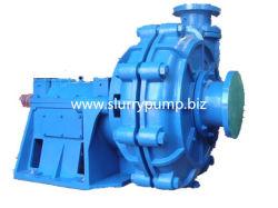 Zgb Mining Suction Horizontal Centrifugal Slurry Pump