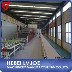 Gypsum Board Equipment From Lvjoe