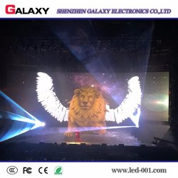 Good Quality of P6 LED Screen Display with Aluminium Die Casting for Event