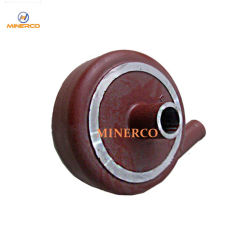 Centrifugal Slurry Pump Spare Parts 110 Volute Liner for Export