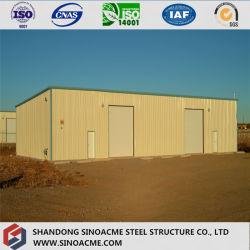 Modular Prefab Steel Industrial Frame Grain Storage Shed