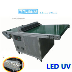 Economic Plastic LED UV Drying Machine