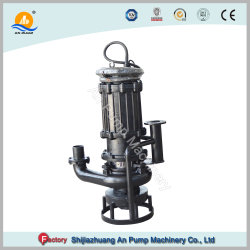 Oil Seal and Mechanical Seal Submersible Slurry Pump