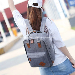 Fashion Sport School Student Shoulder Backpack Travel Business 14 Inch USB Notebook Laptop Computer Bag Promotional Wholesale