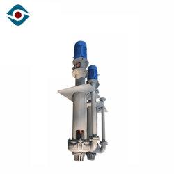 Single Stage Centrifugal Vertical Slurry Pump Anti - Corrosive Low Hydraulic Loss