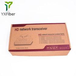 10/100/1000m Fiber Optical Media Converter for Gigabit Ethernet SFP Transceiver Port