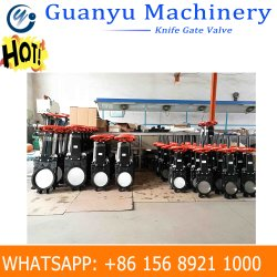 Practical Type Slurry Manual Pneumatic/Electric Knife Gate Valve