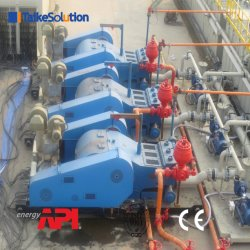 Mud Slurry Centrifugal Piston Pump for Drilling /Workover Rig