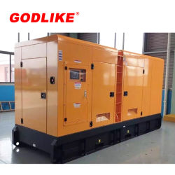250kVA Enclosed Cummins Diesel Generator Set with Quick Delivery Time