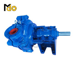 China Horizontal Sand Mining Slurry Water Pump and Parts