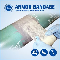 Water Activated Pipe Repair Bandage OEM Service Manufacturer