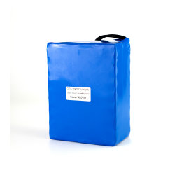 Rechargeable 18650 Lithium 3s16p 12V 40ah Li-ion Battery Pack for Solar Street Light