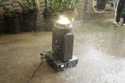 Rasha 15r 350W Outdoor Waterproof Moving Head Beam 8 Facet Prisim LED Stage Moving Head Light Equipment