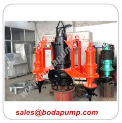 Hydraulic Submersile Sewage Mud Pump