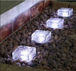 Simplicity Design Solar Ice Light for Decoration
