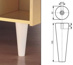 Beech Table Foot in High Quality Made by Professional Manufacturer of Wooden Products with 10 Year OEM/ODM Provider