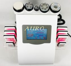 Cavitation RF Lipo Laser Body Fat Removal Beauty Equipment